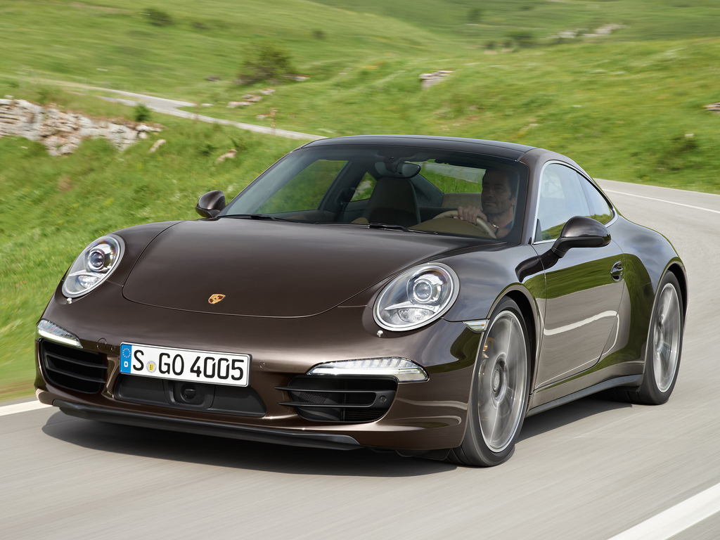 Porsche 911 Carrera 4S Coupe 2013…