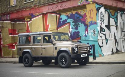 Defender Raw Limited Edition