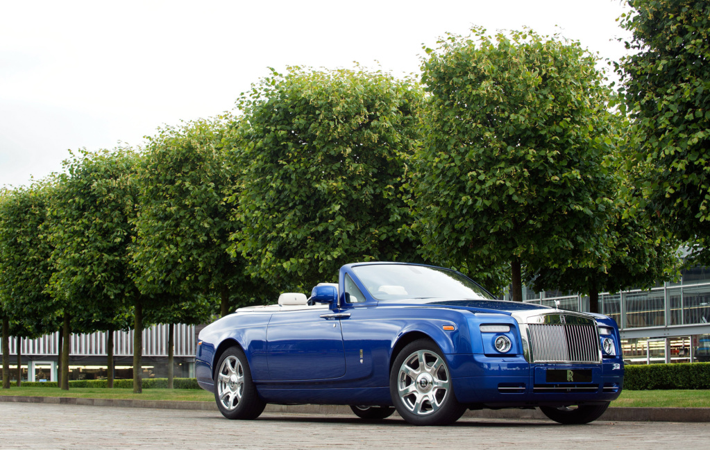Купе Rolls-Royce Phantom Drophead. Фото Rolls-Royce