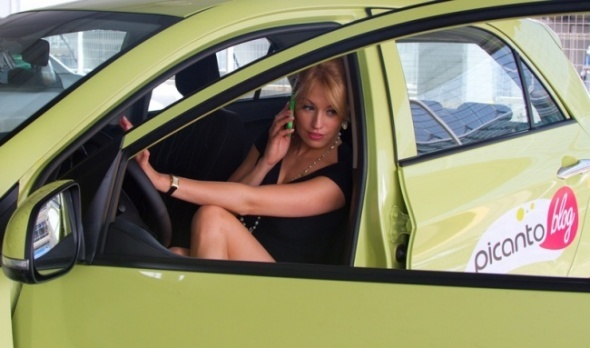 Kia Picanto. Фото с сайта chattycatty.ru
