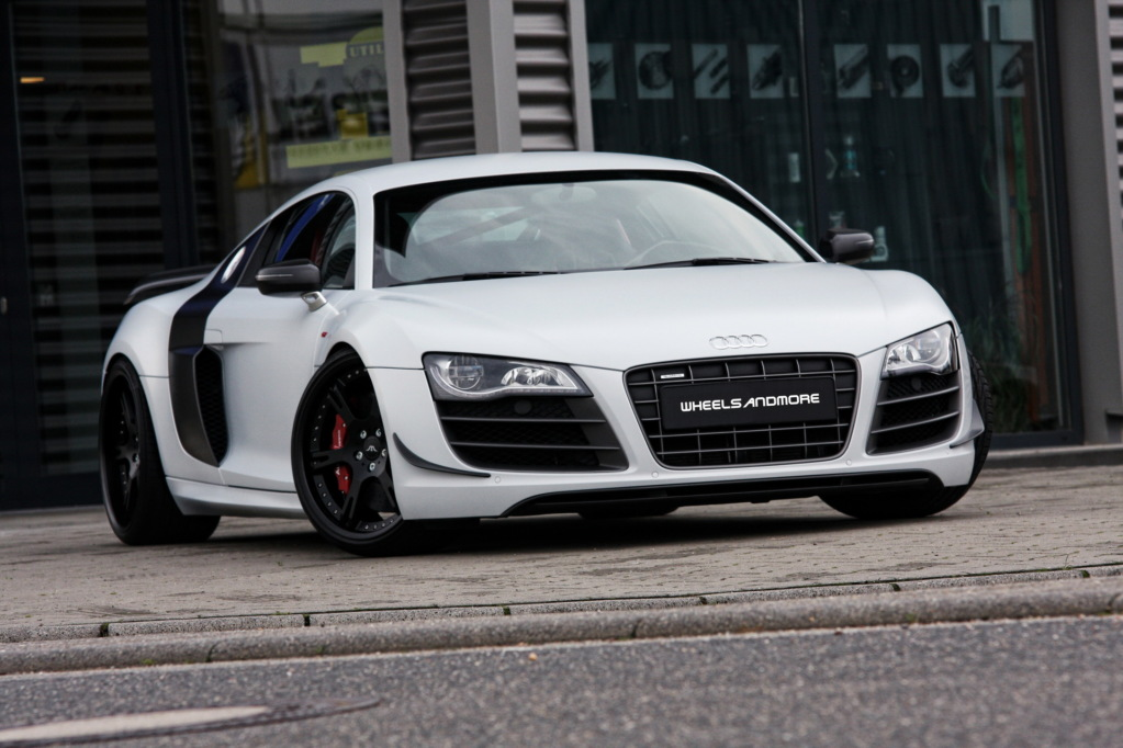 Audi R8 GT Supersport Edition. Фото Wheelsandmore