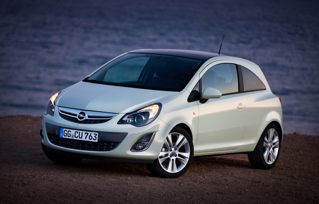 Opel Corsa Like Edition. Фото Opel