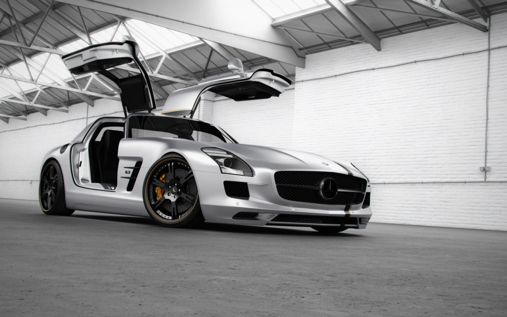2012 Wheelsandmore Mercedes-Benz SLS AMG. Фото Wheelsandmore