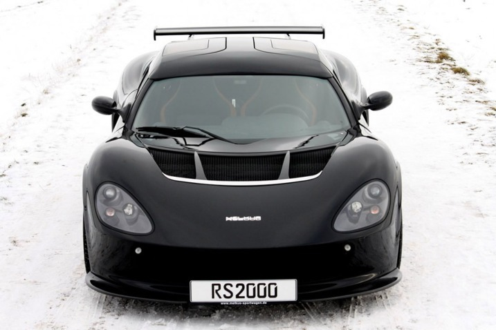 Melkus RS2000 Black Edition. Фото Melkus