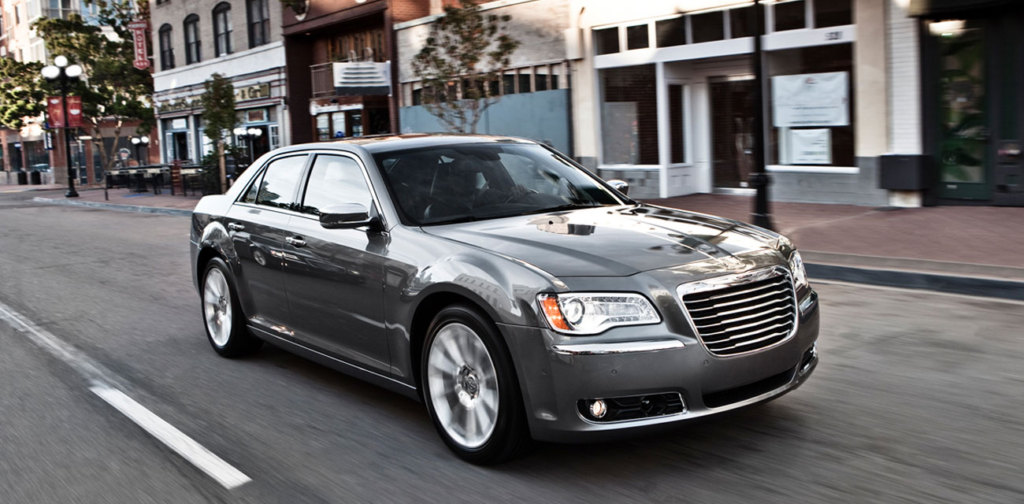 Chrysler 300C. Фото Chrysler