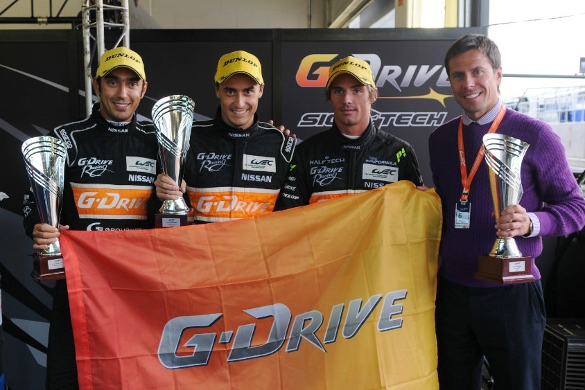 Фото G-Drive Racing by Signatech Nissan