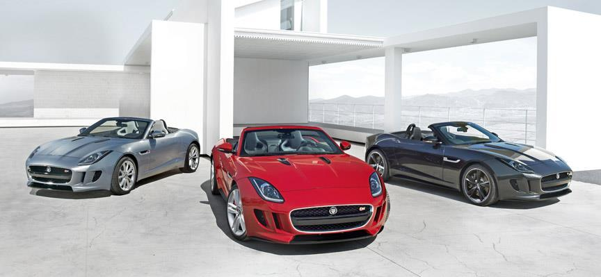 Jaguar F-Type. Фото Крис Доан