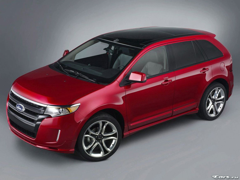 Ford USA Edge