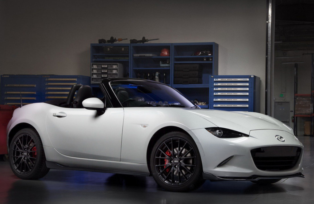 Концепт Mazda MX-5 Accessories Design