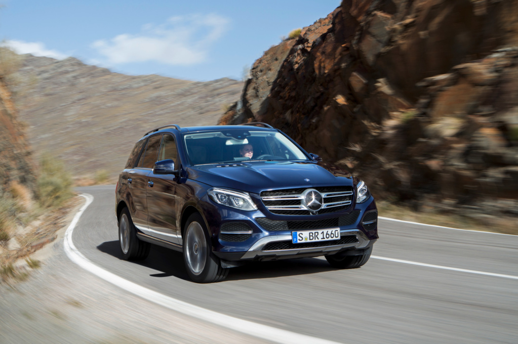 Mercedes-Benz GLE 250 d