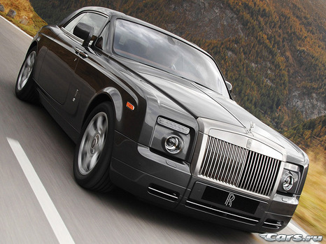 Phantom Coupe - приманка для неофитов Rolls-Royce