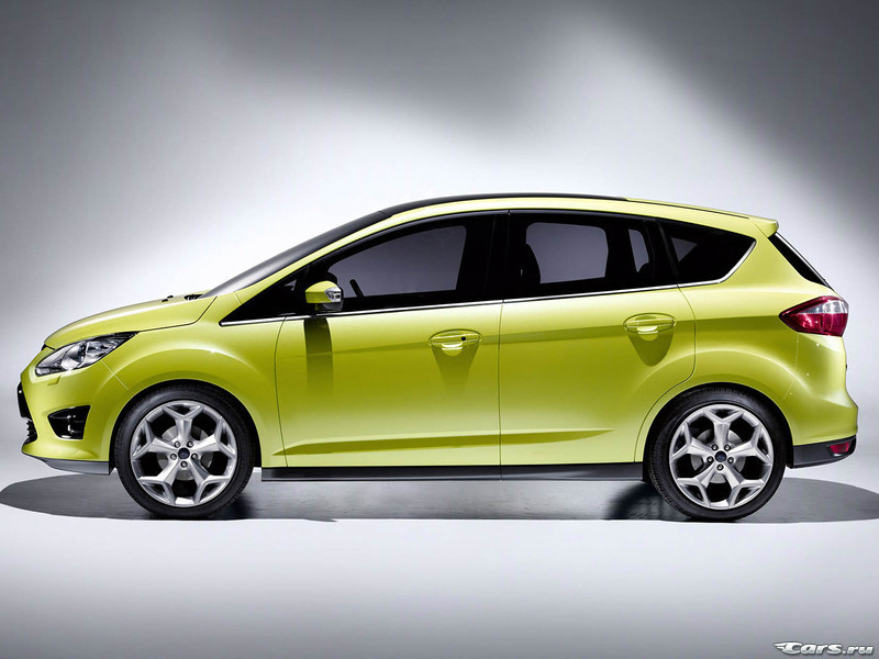 Ford C-Max стал «грандом»