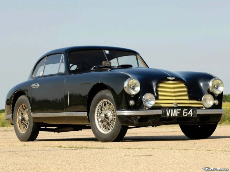 Aston Martin DB2 Team Car «VMF 64»