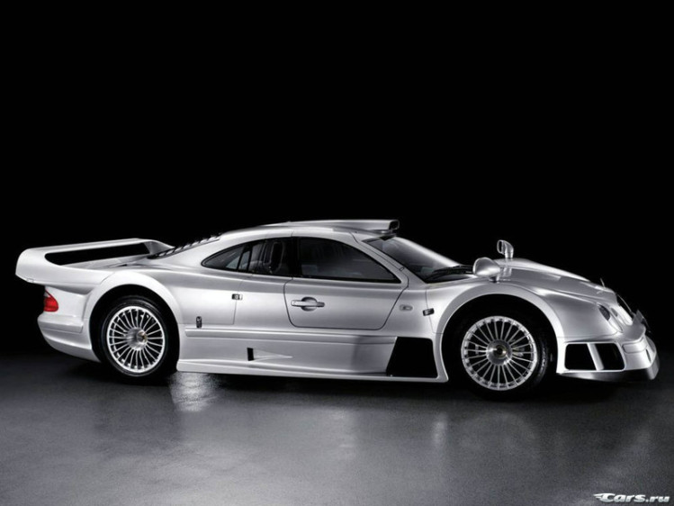 Mercedes-Benz CLK GTR Coupe
