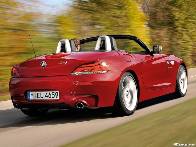 BMW Z4 sDrive35