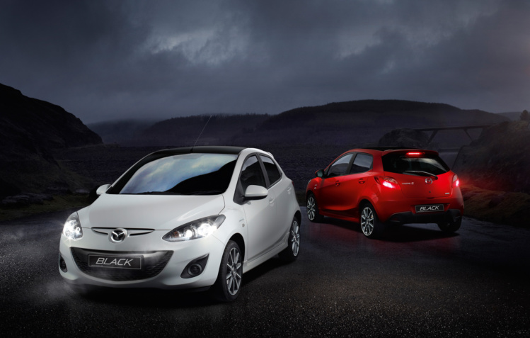 Mazda2 Black Limited Edition