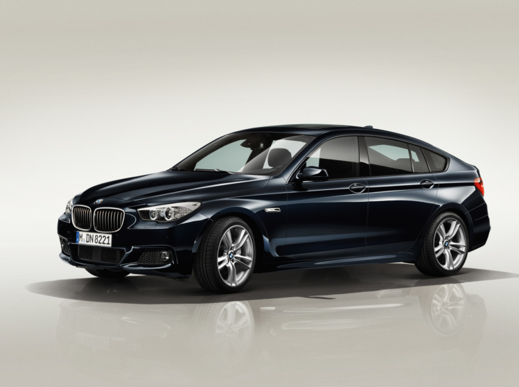 BMW 5 Series Gran Turismo M Sport Package