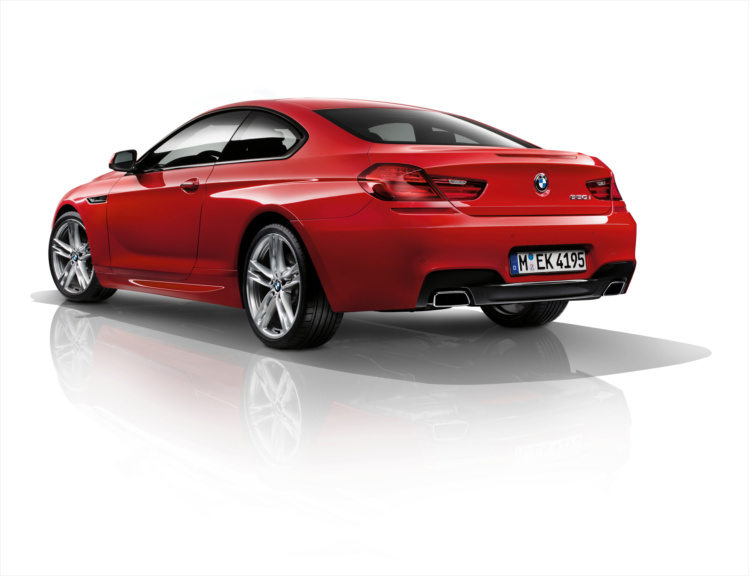 BMW 6 Series M Sport Package