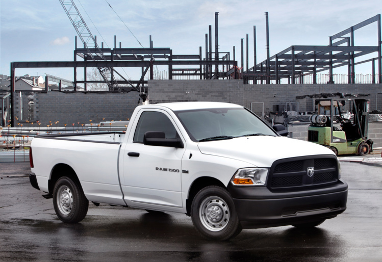 Ram 1500 Tradesman Heavy Duty