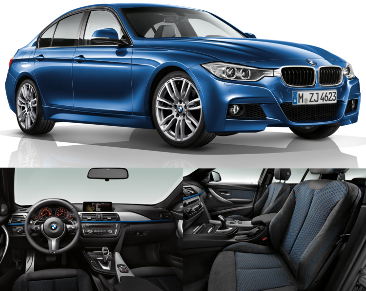 2012 BMW 3 Series M Sports Package