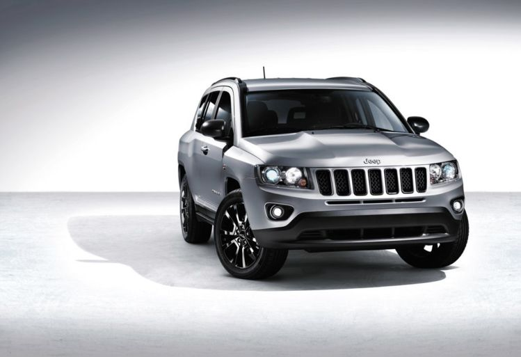 Jeep Compass Black Edition. Фото Jeep