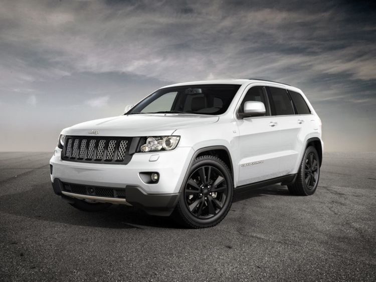Jeep Grand Cherokee S Limited. Фото Jeep