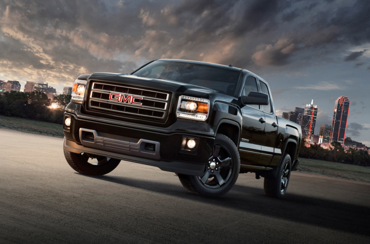 GMC Sierra Elevation Edition
