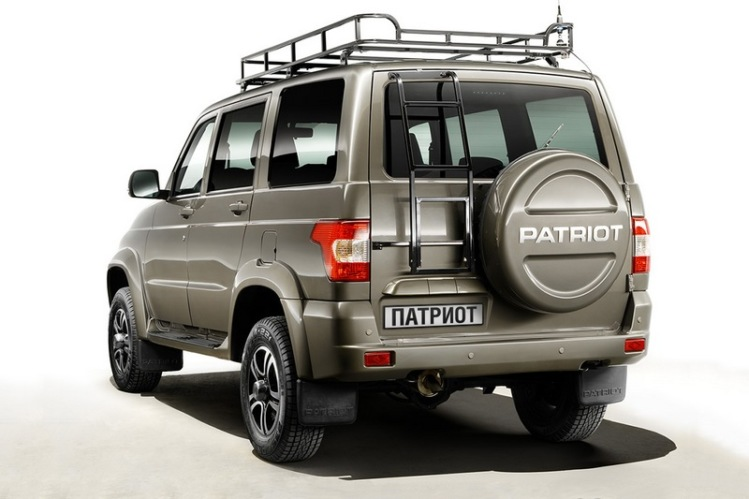 UAZ Patriot Expedition
