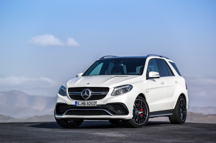 Mercedes-AMG GLE 63 S 4Matic