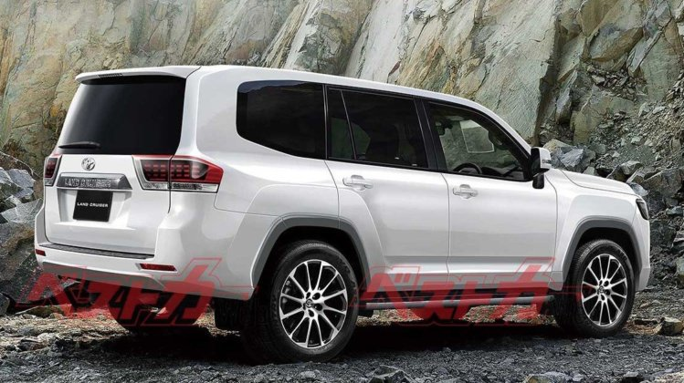 Мы узнали дату премьеры Toyota Land Cruiser 300